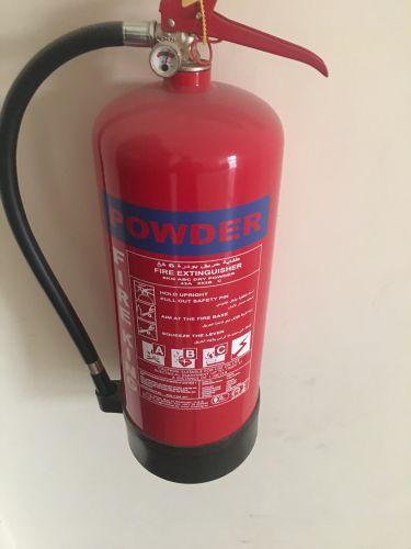 طفاية حريق 6kg