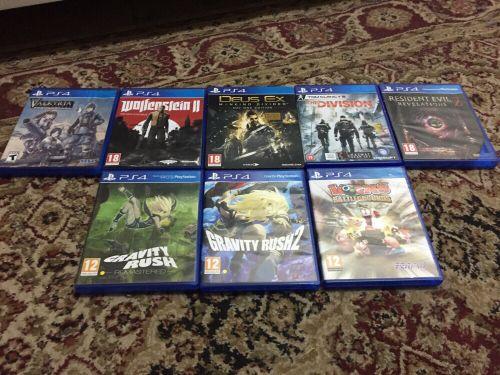 Ps4 games sale
