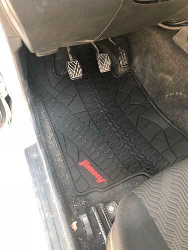 front mats
