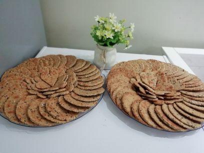 خبز الشوفان المشبع