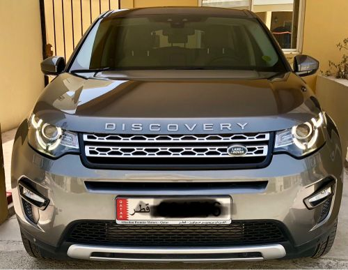 Landrover discovery HSE 2015