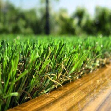 عشب صناعي
