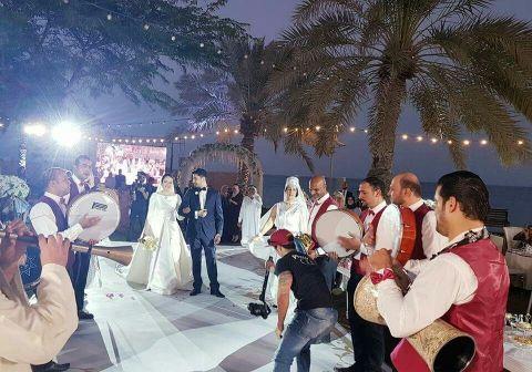 فرقة الزفة المصرية
