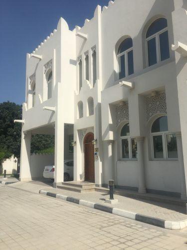 5 BHK villa west bay