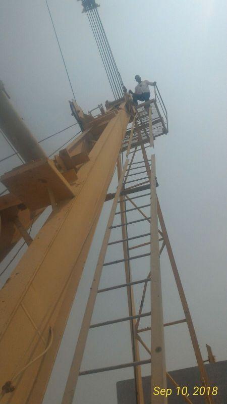 رافعه برجيه tower crane