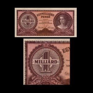 Hungary 1 Millard