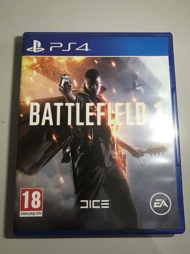 Battlefield for PS4