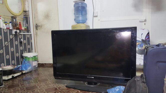 LCD TV Big