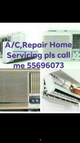 WINDOW,,SPLIT ac repairing pls contrct