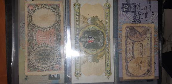 old Swiss, Russian, Othmani, royal egypt