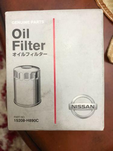 Oil filter & spark