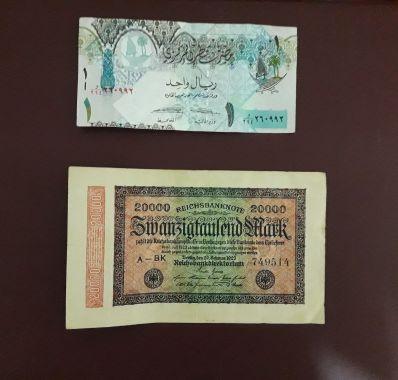 Germany 1923 20000  Mark