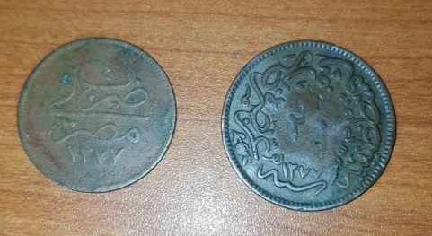 عملات عثمانية 1860م