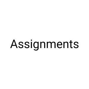 Assignment Teacher
