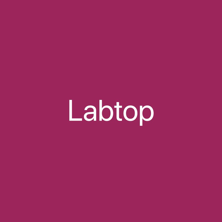 Required Lenovo/Dell Laptop