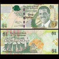 باهاماس ١ دولار