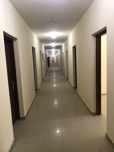 سكن عمال في الصناعيه 102 غرف ش15