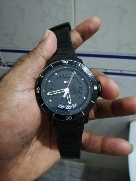 tommy Hilfiger watch 350 QR  actuall pri