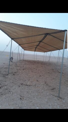 مظلات عزب وعنن