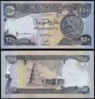 Iraq 250 Dinar