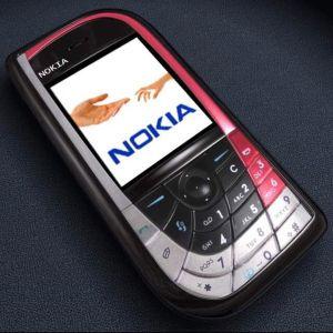 Nokia 7610 بودمعه
