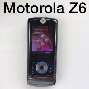 Motorola Z6