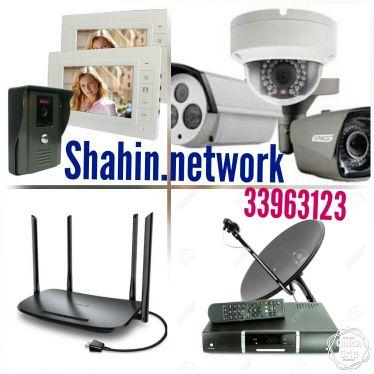 CCTV camera Fixing