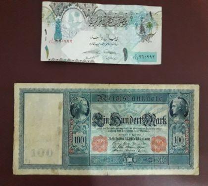 Germany 100 mark 1910