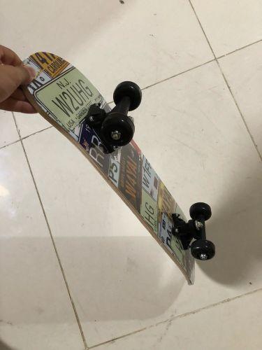 Brand new skate board