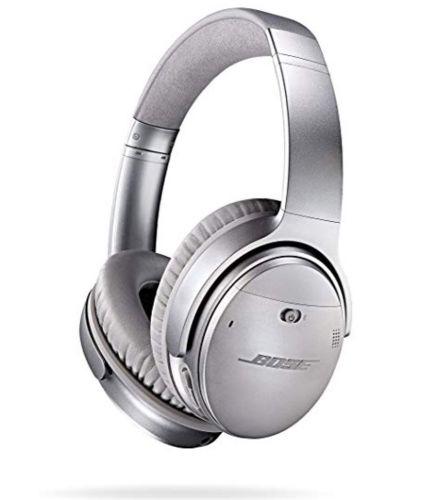 سماعة Bose بتقنية إلغاء الضوضاء