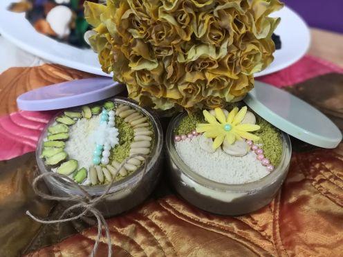 عصيدة زڨوڨو حلويات تونسيه