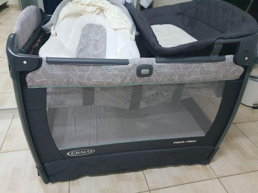 سرير GRACO غير مستعمل