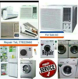Repair Washing Machine Fridge AC