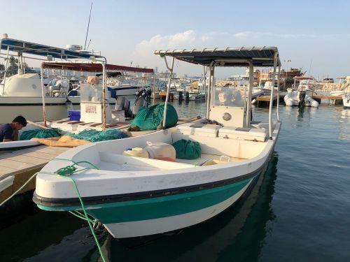 قارب الضاعن 24 قدم
