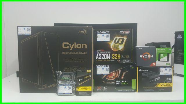 New Mid-Range Gaming PC