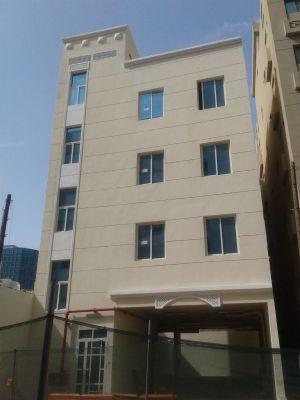 New 3 floor building for Rent