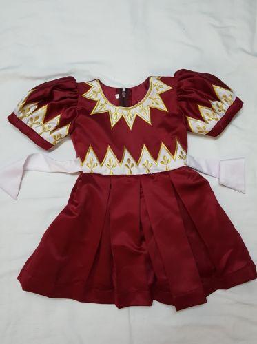 فستان اطفال لليوم الوطني