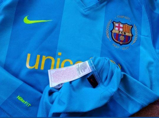 Barcelona 07/08 #14 original Henry