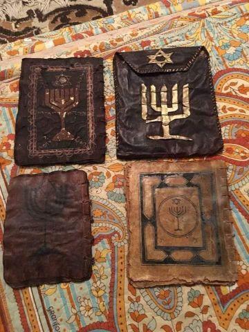 كتاب عبري عمره اكثر من 1700 سنه