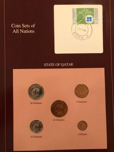 Qatar coins