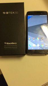 BlackBerry DTEK50 for sale