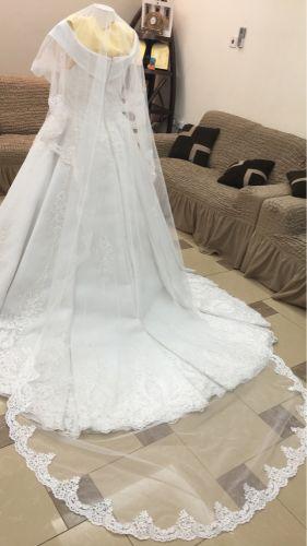 فستان زفاف بسعر ممتاااااااااز