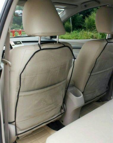 للحفاظ على نظافة كرسي السيارة