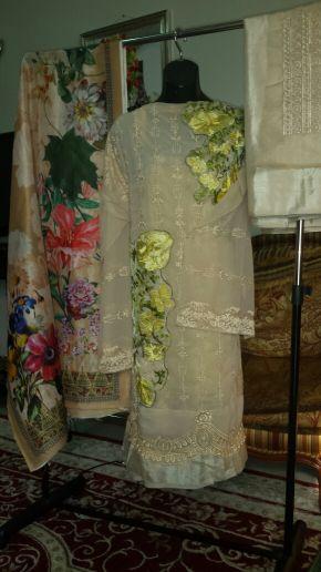 لبس باكستاني هندي بنجابي للحفلات والسهرة