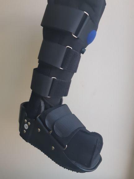 مثبت الساق الطبي