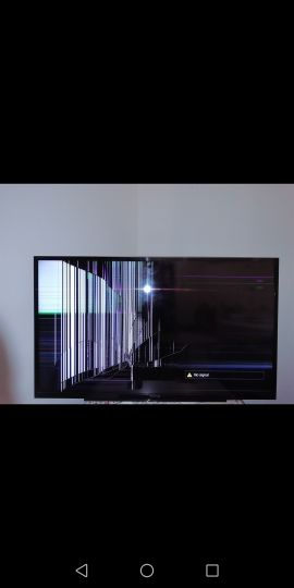 broken TV for sale