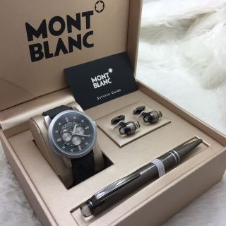 مونت بلانك وصل حديثا