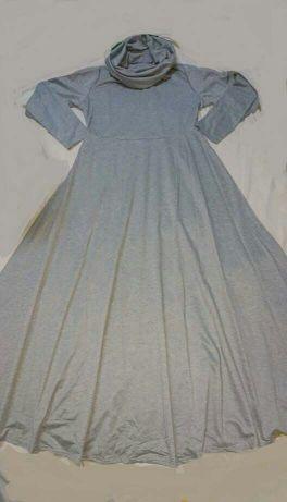 فستان واسع جميل جديد