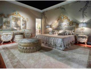 تفصيل غرف نوم علي الصوره