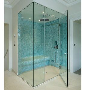 Shower GLASS workers